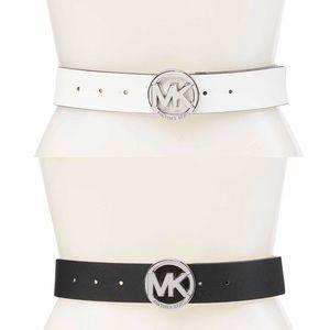 Michael Kors Reversible Logo Belt, Large, NWT